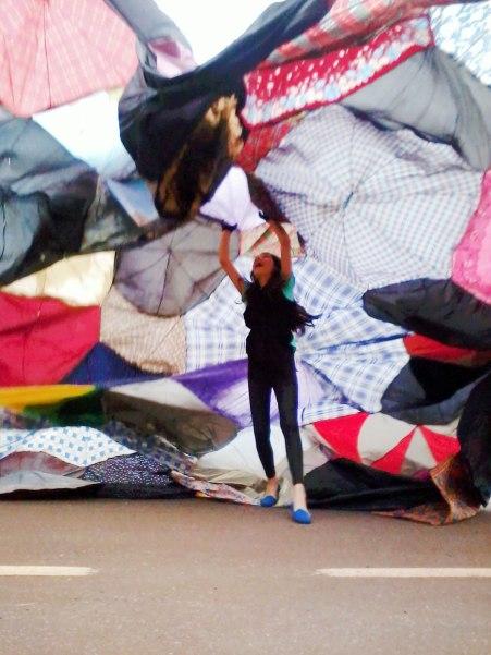 Performance QQ Tempo com Izabel Stewart e Tana Guimarães 2013