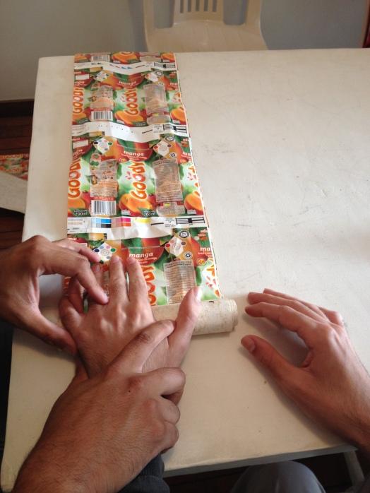 DiaDia-reaproveitamento de bobinas de embalagem longavida