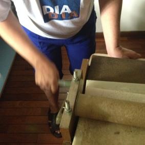 DiaDia-máquina de corte e vinco