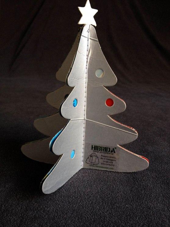Árvore de Natal perfumada