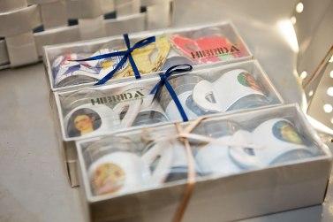 Kit 4 xícaras feitas com reaproveitamento de embalagens longavida